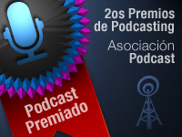 2 Premio Mejor Podcast de Cultura