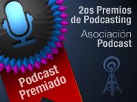 2º Premio Mejor Podcast de Cultura